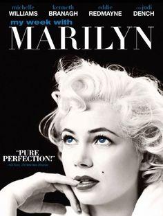 My Week With Marilyn: Michelle Williams, Eddie Redmayne, Kenneth Branagh, Judi Dench