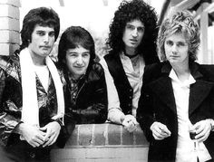 """This is a tricky situation/ I've only got myself to blame/ It's just a simple fact of life/ It can happen to any one/ You win, you lose/ It's a chance you have to take with love/ Oh yeah/ I fell in love/ But now you say it's over and I'm falling apart..."" [Queen - It's a Hard Life]"