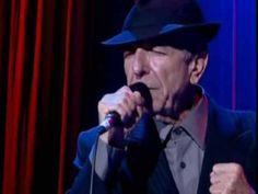 Leonard Cohen  Live in London