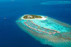 w hotel maldives | Hotel & Resort Aerial Photography – W Retreat and Spa Maldives