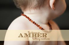 Popular questions and one new-believer mom's thoughts on the amber teething necklace!
