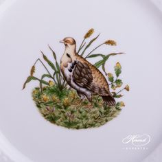 Dinner Plate – Hunter Trophies | Herend Experts Dinnerware Ideas, Dinner Sets, Forest Animals, Serving Plates, Animal Design, Fine China, Hunters, Dinner Plates, Pride