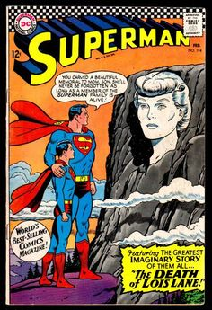 SUPERMAN Vol 1 Issue 194 … DC comics