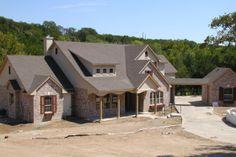 Houseplans.com Other Elevation Plan #80-161