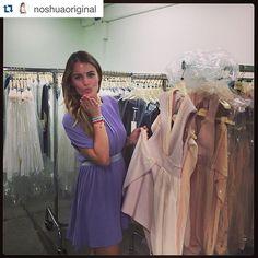 #RamonaAmodeo Ramona Amodeo: ☀️ #Repost @noshuaoriginal with @repostapp. ・・・ La nostra amica @ramona_amodeo nell'headquarter #noshua alle prese con la collezione estiva... Cosa sceglierà? #fashion #style #ootd #outfit #bestoftheday #follow4follow #tags4likes #trend #vogue #glamour #girl #girlsfashion #fashionstyle #woman #deess #instafashion #instagood #wow #ilikeit #picoftheday
