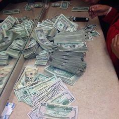 I WANT THAT MONEY