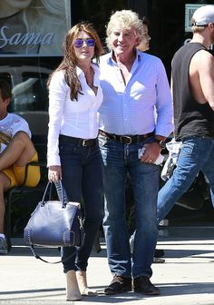 Lisa Vanderpump (and Husband, Ken Todd)
