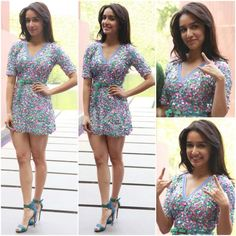 Yay or Nay : Shraddha Kapoor in Papa Don't Preach by Shubhika