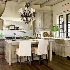 Awesome Lime Wash Kitchen Cabinets