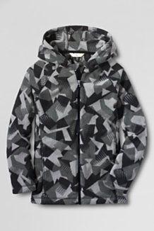 5781ebe45311 Boys  Print ThermaCheck200 Fleece Full-zip Hoodie Best Full Zip Hoodie