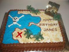 Скоро Праздник: Идеи Пиратских Тортов