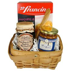 French Crepes and Caramel Assortment Gift Basket