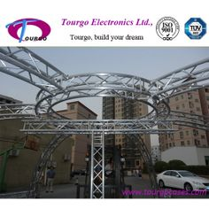 circular roof lighting truss