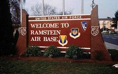 Ramstein Germany, Lived there for a couple years but was to young to remember