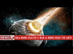 Huge Red Comet Over Germany! Nibiru, Planet X!?