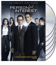 Person of Interest: The Complete Third Season: DVD