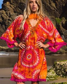 Women's online Bohemian Resortwear Fashion destination. Discover a world of unique and gorgeous boho-chic style - designer boutique quality clothing. Kaftans, Easy Wear, Resort Wear, Cover Up, Gucci, How To Wear, Shopping, Clothes, Beauty