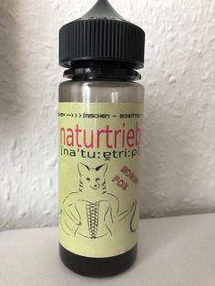 Das Naturtrieb Aroma von Horny Fox ist ein Muss für Dampfer,  die eine dezente Frische bevorzugen. Heisenberg, Pinkman und Co. können einpacken!  #vaping #dampfen #naturtrieb #liquid #aroma