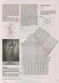 Вязанное платье крючком. Обсуждение на LiveInternet - Российский Сервис Онлайн-Дневников
