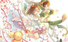 Tags: Cardcaptor Sakura, Li Syaoran, Kinomoto Sakura, Kero-chan, Semcool