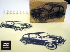 Sello Fiat 600