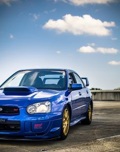 Life: Most dream for unpractical cars, I dream to own a stock 2005 Subaru Impreza WRX STi with relatively low miles.