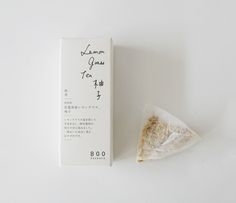 Japanese lemon grass tea