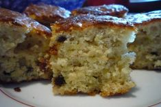 Krispie Treats, Rice Krispies, Cookie Desserts, Cake Cookies, Banana Bread, Muffin, Homemade, Breakfast, Easy