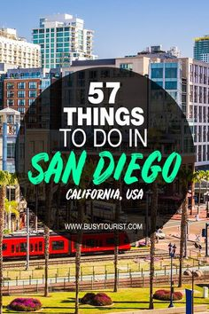 Planning a trip to San Diego, CA and wondering what to do there? This travel guide will show you the top attractions, best activities, places to visit & fun things to do in San Diego, California. Start planning your itinerary & bucket list now! #SanDiego #thingstodoinSanDiego #california #californiatravel #usatravel #usatrip #usaroadtrip #travelusa #ustravel #ustraveldestinations #travelamerica #americatravel #vacationusa Usa Travel Guide, Best Travel Guides, Travel Usa, Travel Tips, Travel Info, Travel Hacks, Travel Advice, Us Travel Destinations, Amazing Destinations