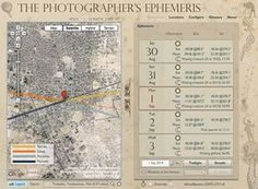 The New Photographer's Ephemeris Desktop Beta Version Announced