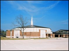 Mighty Steel Master Bulding Systems - Church Building Systems