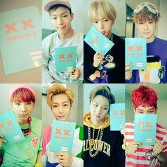 Find images and videos about monsta x, minhyuk and wonho on We Heart It - the app to get lost in what you love. Monsta X Shownu, Jooheon, Btob, Minhyuk, Lee Joo Heon, Won Ho, Yoo Kihyun, Hyun Woo, Block B