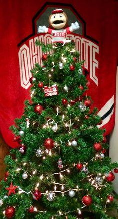 University Of Georgia Christmas Ornaments
