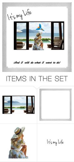 """Its my Life"" by chauert ❤ liked on Polyvore featuring art"