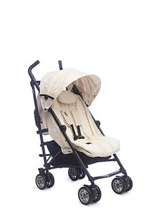 Easywalker Mini Buggy and Mosquito Net - Milky Jack