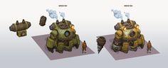 SteamKingdom, Aleksandr Nikonov on ArtStation at https://www.artstation.com/artwork/46rmW