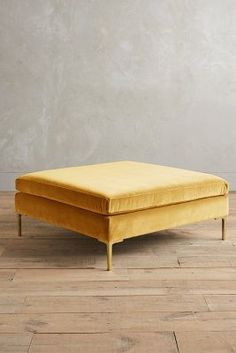 54 yellow ottoman ideas yellow