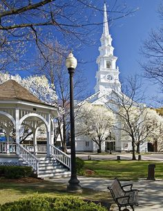 Keene, New Hampshire.