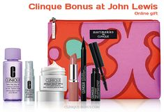 Bonus time at John Lewis (UK). The offer differs instores.