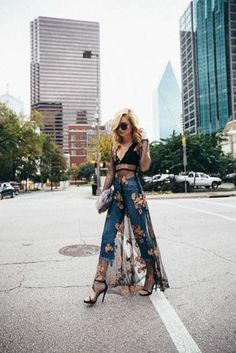 Embroidered Black Sheer Maxi Dress By Dallastyle Blog