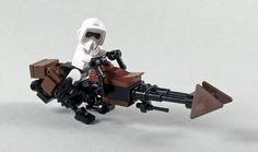 74-Z Speeder Bike par Larry Lars