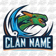 Dragon eSports Team logo on Behance Logo Dragon, Gear Logo, Sports Logo, Esports, Logos, Behance, Inspiration, Design, Dragon Illustration