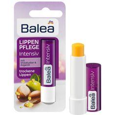 Balea Lippenpflege Intensiv Sheabutter und Arganöl sorgen für samtweiche und zarte Lippen, schützen vor Kälte und trockener Luft. Preis 0,85 € für 45 g #BaleaBadvergnügen