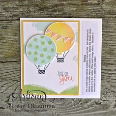 nice people STAMP!: Celebrate Today & Work of Art Card
