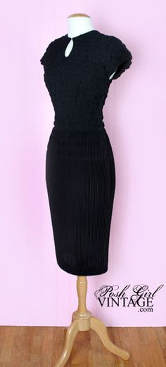 elegant vintage dresses