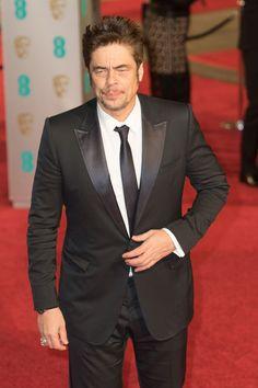 Premios BAFTA: Benicio del Toro
