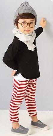 GAROTADA FASHION - 25 Fotos de Moda Infantil