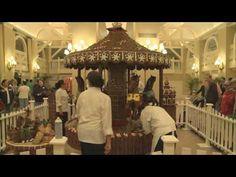 The Gingerbread Carousel at Walt Disney World® Resort tami@goseemickey.com