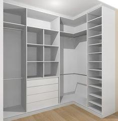 33 Ideas Closet Pequeno Embutido For 2019 Wardrobe Design Bedroom, Master Bedroom Closet, Bedroom Wardrobe, Men Bedroom, Bedroom Decor, Small Wardrobe, Sliding Wardrobe, Modern Wardrobe, Bedroom Small