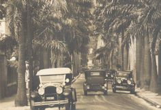 Rua Paissandu,no Flamengo-Década de 30